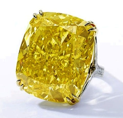 Yellow-Graff Diamond