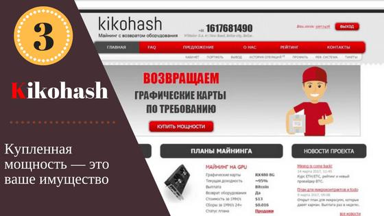 Kikohash