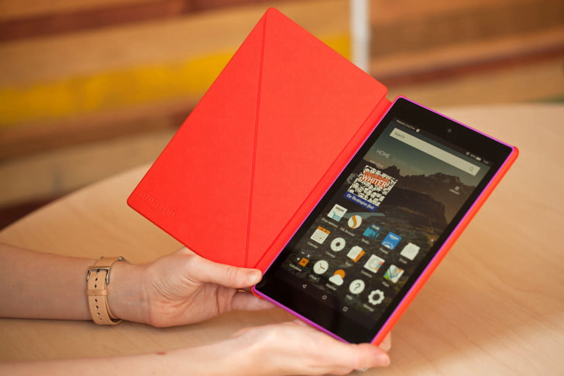 Gadget-Amazon Fire HD 8
