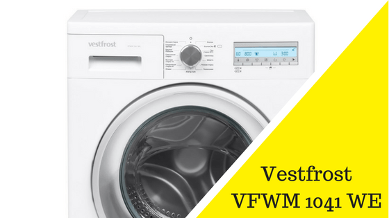 Vestfrost VFWM 1041 WE
