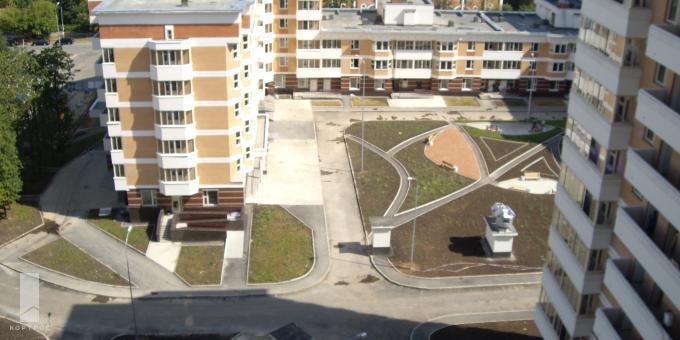 Пример построенной недвижимости Котрос 1