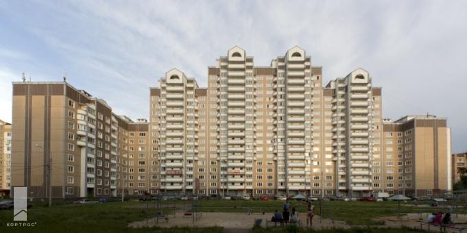 Пример построенной недвижимости Котрос 2