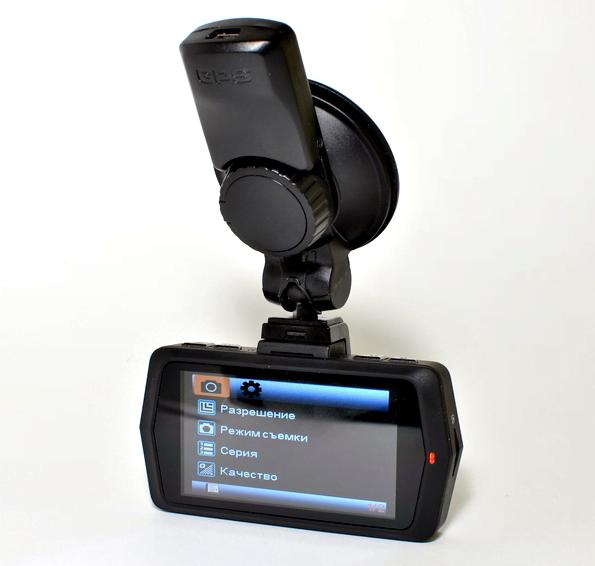 Екран AdvoCam FD Black GPS
