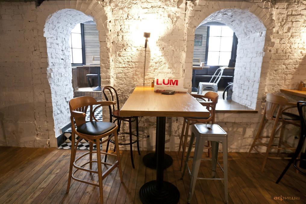 Интерьер Lumberjack Bar