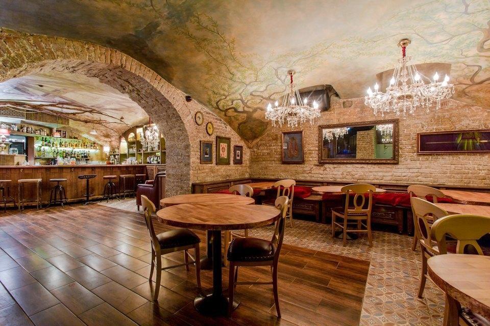 Зал Mitza Bar