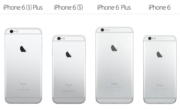 IPhone 6 серии