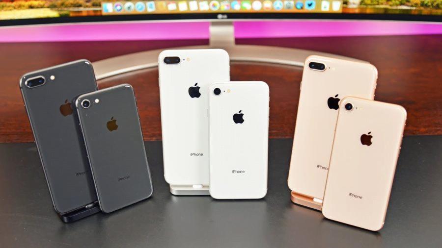 IPhone 8 серии