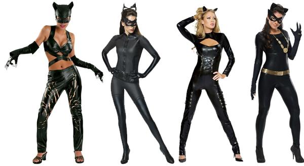 Костюм Кошка на хеллоуин