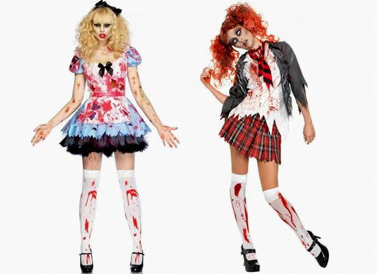 Костюм куклы на хеллоуин