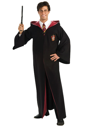 Образ Гарри Поттер на хеллоуин