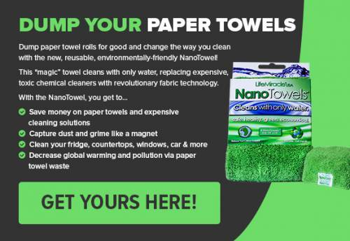 Nano towels pros