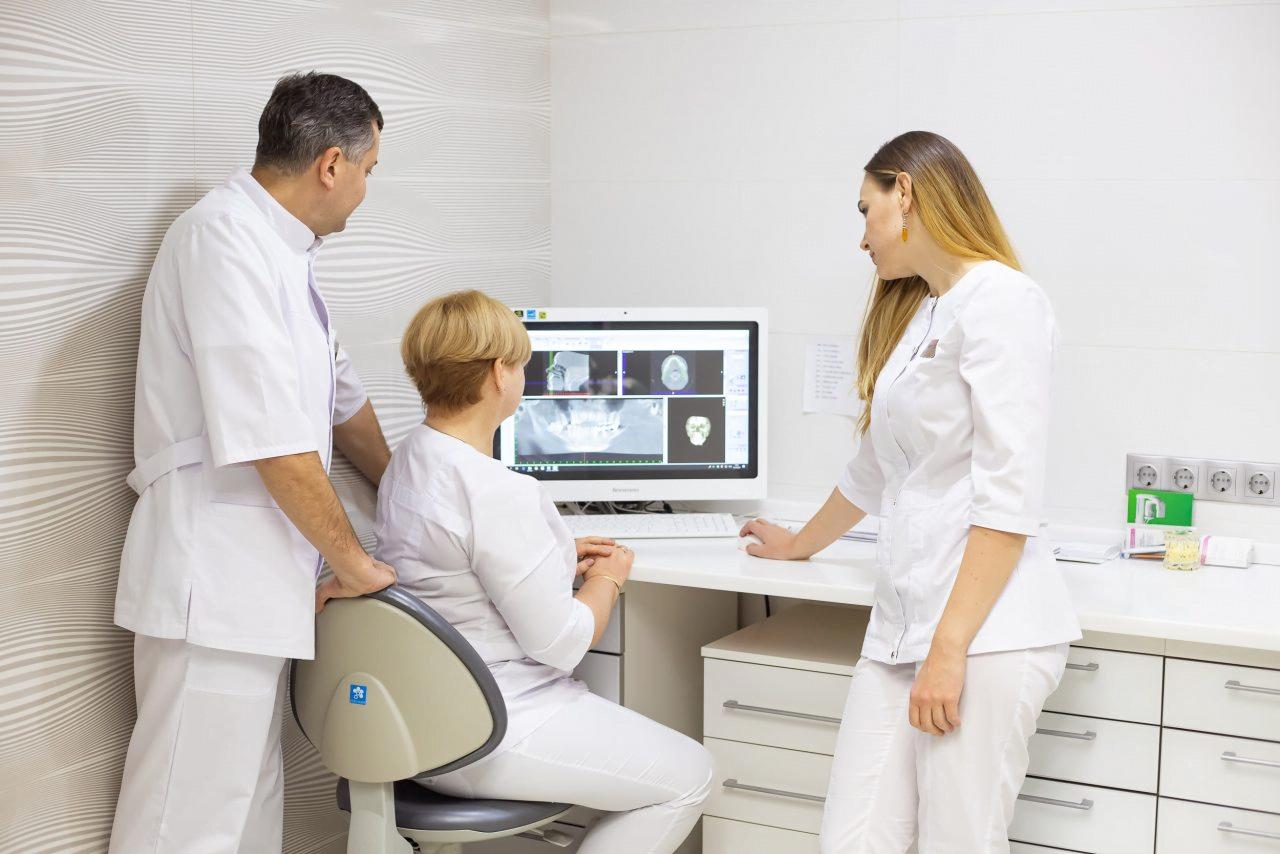 Стоматология «Профессора Весовой»1